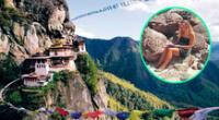 Los turistas fueron castigados por pasear en una ciudad cerca al Himalaya.