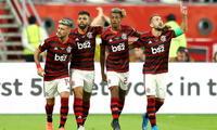 Flamengo cuenta con una de las plantillas más caras de Brasil