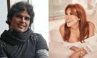 El ex vocalista de Arena Hash reconoce la labor de la conductora de 'Magaly TV La Firme'.