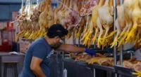 Precios de los alimentos se mantienen en los mercados de la capital.