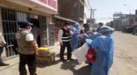 Ministerio Público clausuró farmacias por venta de mascarillas del MINSA