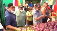 Aglomeraciones en los mercados de Lima