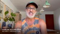 Carlos Alcántara dijo en Youtube que estrenará show online para recaudar fondos y apoyar a trabajadores de la industria cinematográfica
