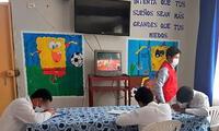 Inabif recibe donación de insumos educativos para mejorar el aprendizaje de los niños y adolescentes