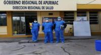 Ministerio Público investiga a funcionarios de la Diresa del Gobierno Regional de Apurímac