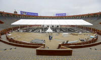 Plaza de Acho convertida en 'Casa de todos'