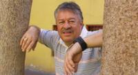 """""""Dos días dormí en un hospital"""", indicó Édgar Ospina."""