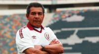 Héctor Chumpitaz tiene COVID-19.