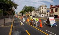 Las principales arterías de Lima tendrán ciclovías.