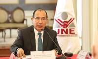 Presidente del JNE plantea que elecciones internas de partidos sea en noviembre