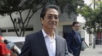 Jaime Yoshiyama deberá cumplir con detención domiciliaria.