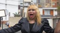 Susy Díaz asegura que coronavirus es un castigo divino