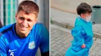 Futbolista turco reveló los detalles de su asesinato a su menor hijo.