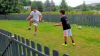 Cristiano Ronaldo dejará su legado a su hijo, que se proyecta a ser futbolista.