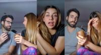 La modelo grabó un divertido video con su novio donde hablan de Tik Tok
