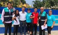 Cerca de 2.000 personas participaron en la escuela deportiva en línea de la Municipalidad de Lima.