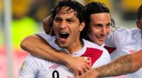 Paolo Guerrero y Claudio Pizarro jugaron juntos en el Bayern Múnich.