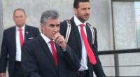 Claudio Pizarro: Juan Carlos Oblitas no desea hablar más del tema del Bombardero y su no convocatoria.