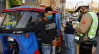 Pase vehicular: consulta cómo solicitar pase vehicular para moto en la cuarentena
