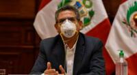 Asimismo, el presidente del Congreso dijo que Martín Vizcarra está fracasando en la lucha contra el coronavirus.