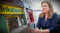 Confiep, asegura que regulación de precios promovería la informalidad y el mercado negro de medicamentos.