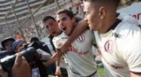 Aldo Corzo hizo vibrar al hincha crema con su gol en el clásico ante Alianza | Foto: Rodolfo Contreras