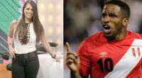 Mellisa Klug afirmó que Yahaira Plasencia está viendo por la salud del futbolista.