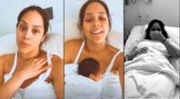 Karen Schwarz cuenta la historia de su segundo parto.