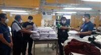 Empresa donó 20 mil mascarillas para los penales más poblados de Lima