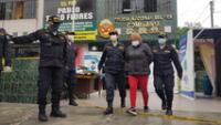 Banda criminal dedicada al cobro de cupos a transportistas