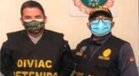 Poder Judicial de Arequipa dictó 7 meses de prisión preventiva contra el policía Gabriel Galdós Vizcarra por pedir coima