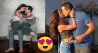 Ernesto Jiménez y su novia Antonella Bacco celebran dos años de relación en plena cuarentena