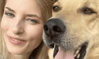 La mujer indicó que en el refugio de adopción no le indicaron que el perro era agresivo.