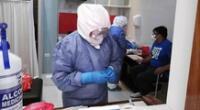 Los trabajadores del Poder Judicial de Cajamarca salieron negativo en pruebas de Covid-19
