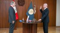 Hoy juramentó nuevo presidente del Fuero Militar para estos dos periodos