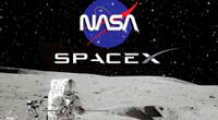 NASA y SpaceX lanzaran cohete tripulado.