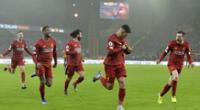 El campeonato inglés había dado un gran paso hacia la reanudación autorizando esta semana los entrenamientos con contactos.
