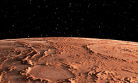 Las imágenes fueron capturados por satélites y robots de la NASA.