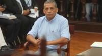 Antauro Humala continuará recluido en el Penal Piedras Gordas II.