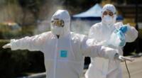 Corea del Sur implementó estrictas medidas para contener el coronavirus.