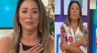 """Cathy Sáenz espera volver pronto a la televisión: """"Es parte de mi ADN"""""""