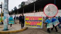 Vecinos reclaman la reubicación del Hospital de la Solidaridad en Comas