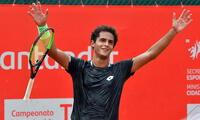 El tenis es  uno de los deportes que regresa a los entrenamientos.