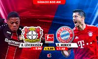 Leverkusen y Bayern Múnich un partido que promete