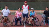 El 31 de mayo de 1997 se inicia el Programa de Tenis sobre Silla de Ruedas a cargo de la Federación Deportiva Peruana de Tenis.