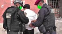 Personal de Serenazgo capturaron a un menor que se dedicaba asaltar en Acho