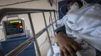 Reportan colapso de hospital por falta de oxígeno. Foto referencial.