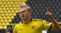 Haaland, la figura del Dortmund en este fin de semana.