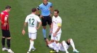 Paolo Hurtado sufre una nueva lesión en el año   Foto: GOLPERU