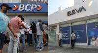 Coronavirus en Perú: Nuevos horarios para la atención de agencias bancarias por la ampliación del estado de emergencia.